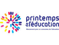 Logo Printemps de l'éducation